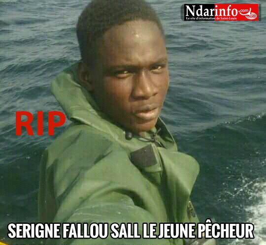 Serigne Fallou Sall était âgé de 19 ans ...