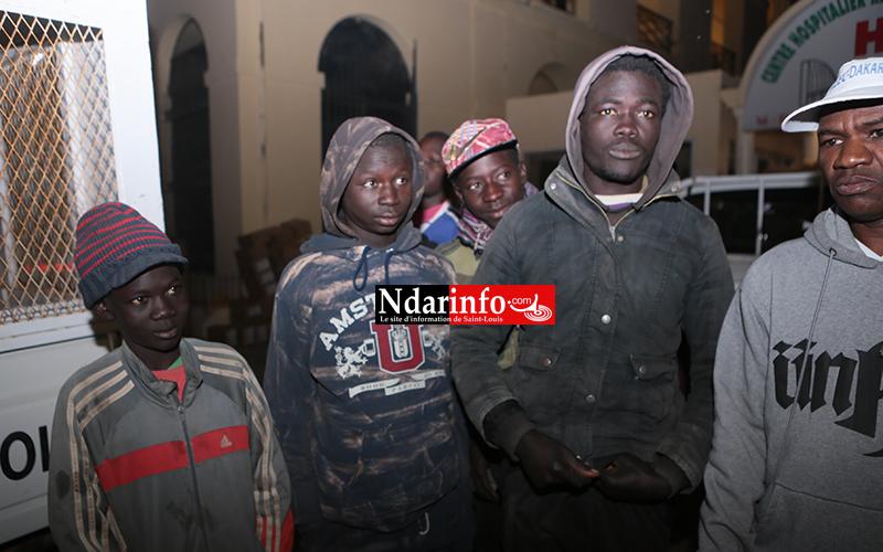 EXCLUSIF - Libérés, les 8 pêcheurs rentrent au bercail (vidéo)