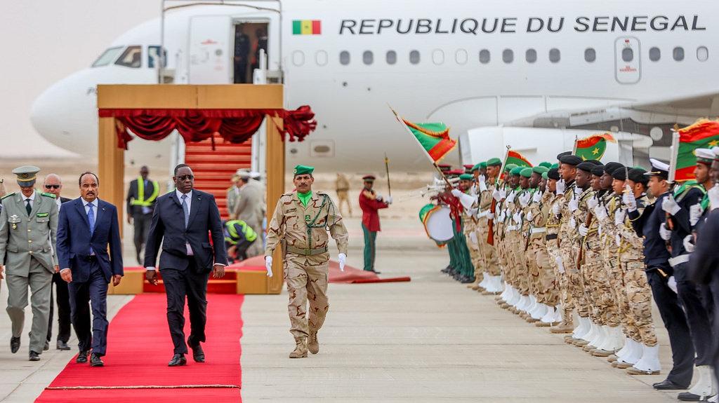 Mauritanie - Sénégal : signature d'un accord sur l'exploitation du gaz
