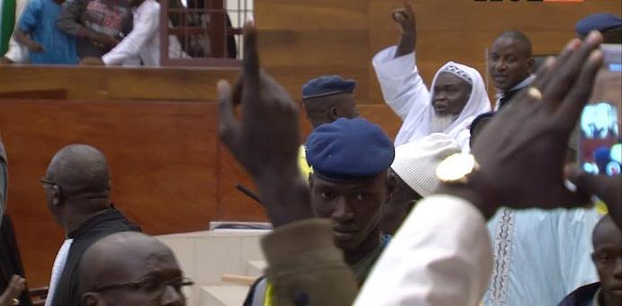 Nouveau renvoi du procès du procès de l'Imam Ndao et Cie