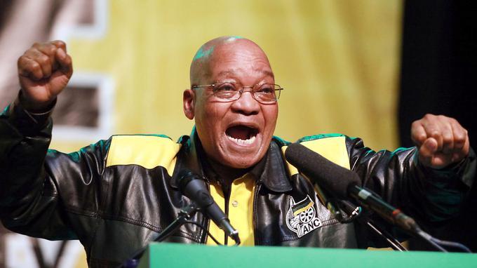 Afrique du Sud : le président Jacob Zuma démissionne avec « effet immédiat »