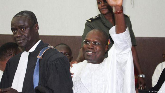 Le procureur requiert 7 ans contre Khalifa Sall et Mbaye Touré