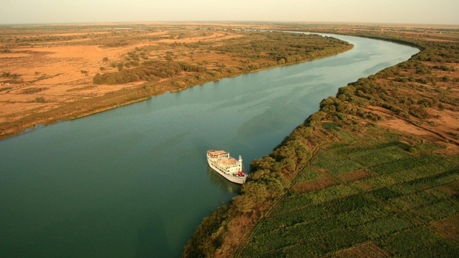 OMVS : La navigation du fleuve en voie de réalisation