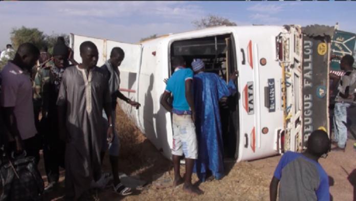 Magal de Porokhane : Un accident fait plus de 10 morts