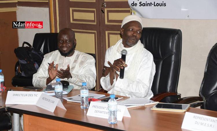 Saint-Louis numérique 2025 : « Il est l'heure de passer à l'action », proclame Baydallaye KANE