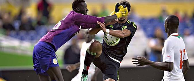 """Khadim Ndiaye : """"Je ne suis pas sûr d'être au Mondial"""""""