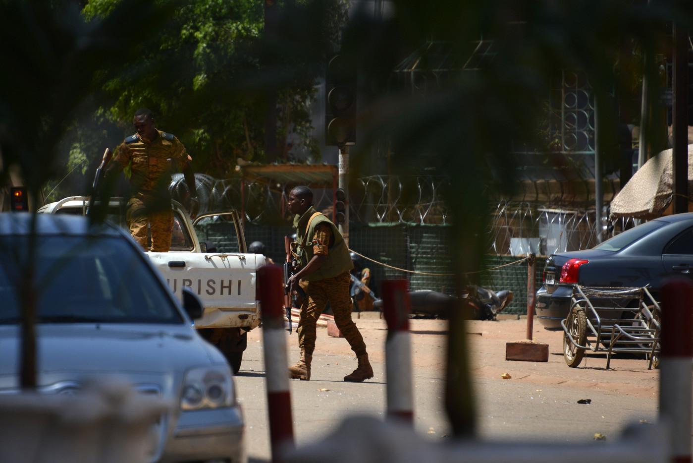 Attaque terroriste : Deux citadelles tombées, Vendredi noir à Ouaga