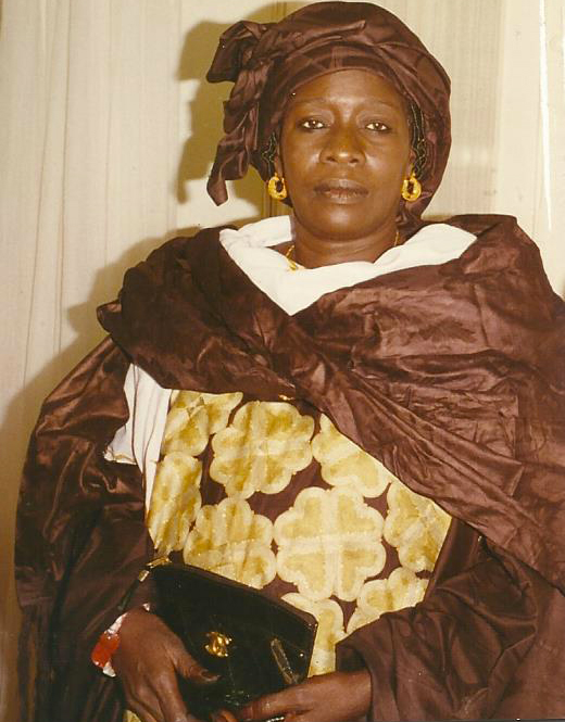 Hommage de l'Imam Mouhammedou Abdoulaye Cissé à Sokhna Adja Salimata Ndiaye Mama - 1er juin 1939 - 7 mars 2002