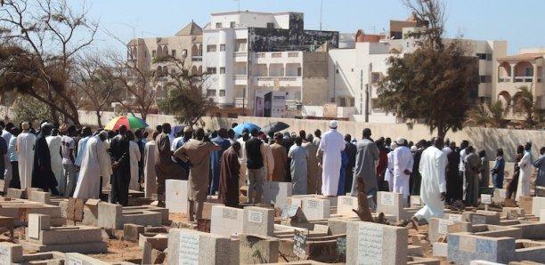 Mouhamadou Mbodj inhumé à Yoff