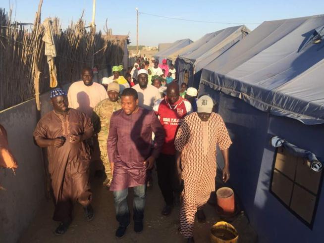 BOUGANE multiplie ses actions sociales à Saint-Louis
