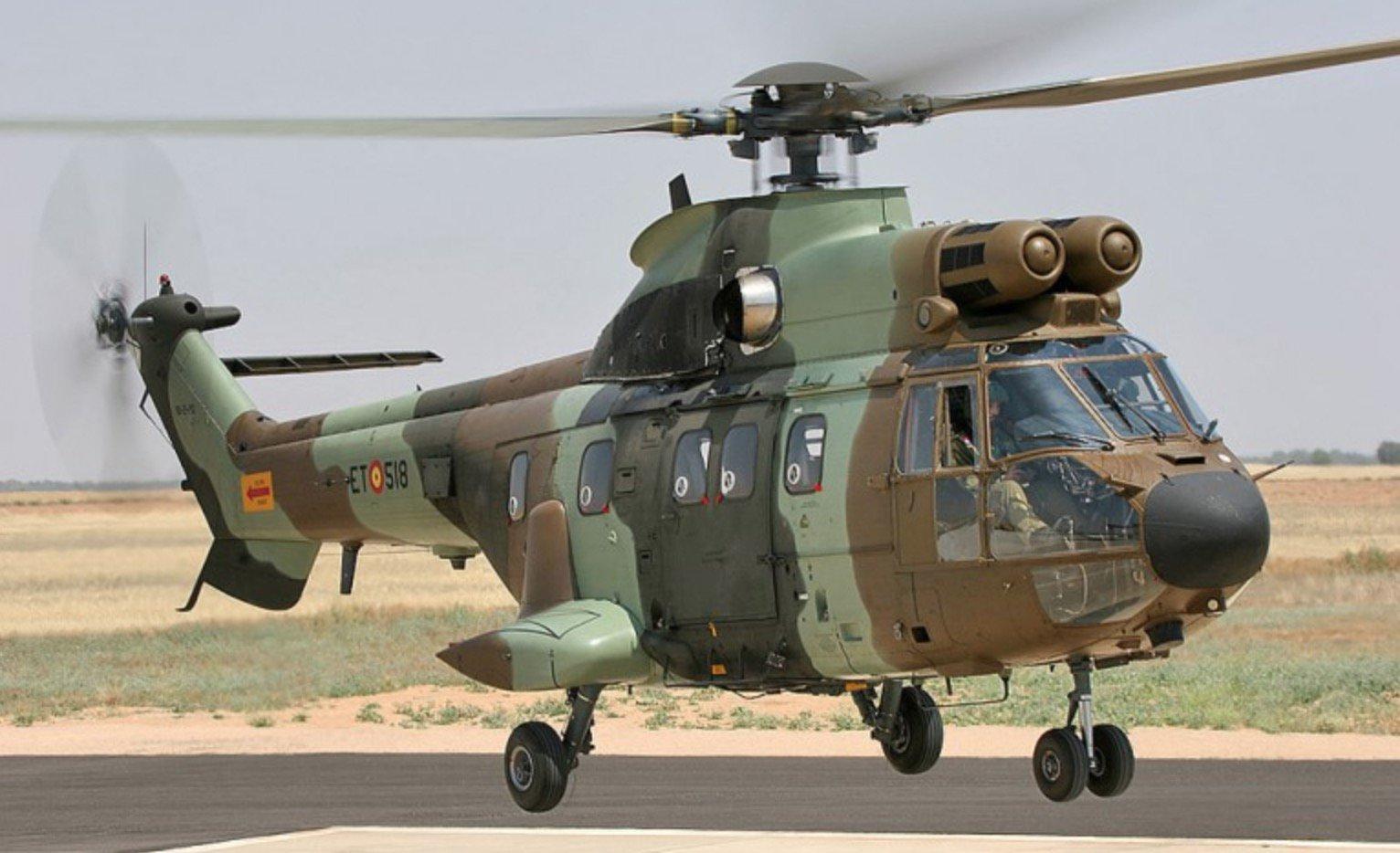 URGENT - Crash d'un hélicoptère de l'armée sénégalaise à Toubacouta