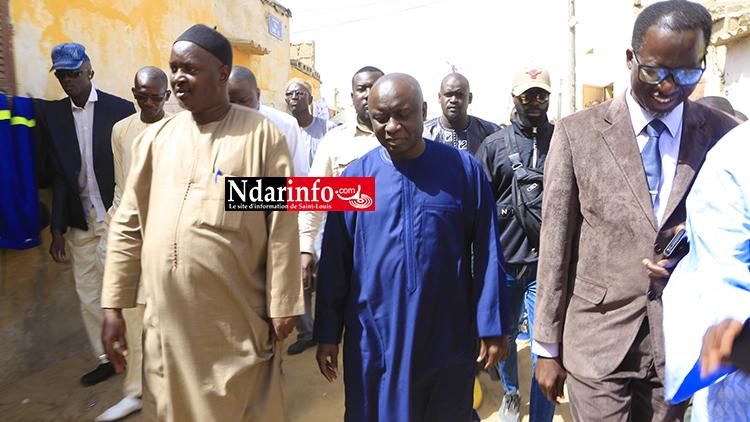 Débarquements à NDIAGO : Idy s'oppose et raille Macky SALL : « il est devenu le sous-préfet du Président Aziz » (vidéo)