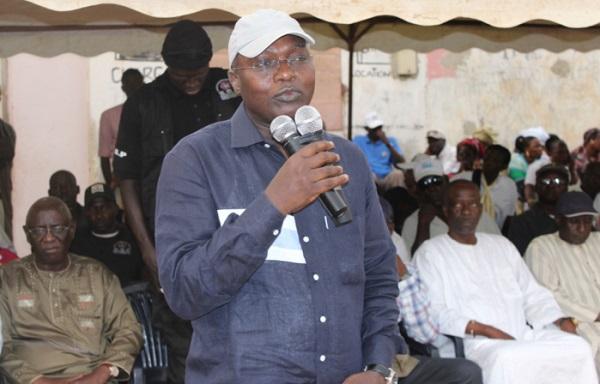 """Oumar Guèye : """"Idrissa Seck commet sa première bourde diplomatique"""""""