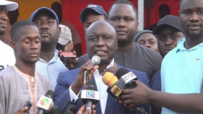 Idrissa Seck réagit : « C'est de la lâcheté, il n'ose pas affronter ses vrais adversaires »