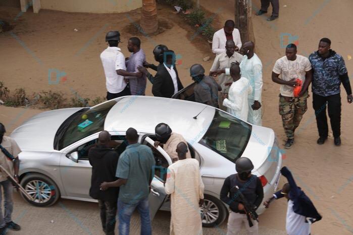 Descente des éléments de la GIGN à Dakaractu : Un dangereux précédent pour toute la presse