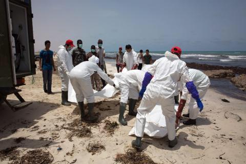 Espagne : Deux Sénégalais parmi les naufragés au large de Ceuta