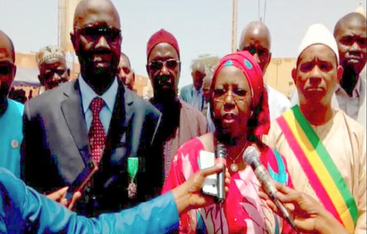 Célébration du 04 avril à GANDON : Khoudia MBAYE magnifie « un événement historique » (vidéo)