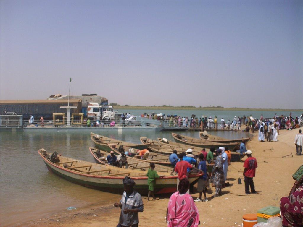 Le Sénégal et la Mauritanie bientôt reliés par un pont (Ambassadeur)