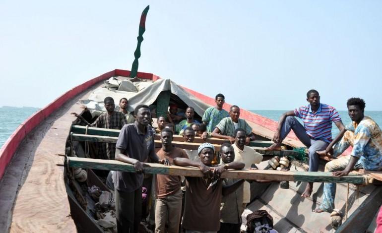 Saint-Louis : Naufrage d'une embarcation transportant des migrants. Un corps sans vie retrouvé.