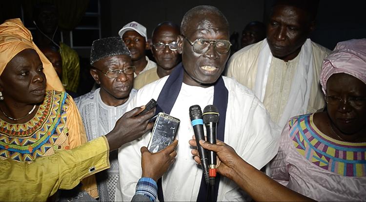 Nicolas NDIAYE, SEP de la LD : «  Si nous n'adoptons pas le parrainage, notre démocratie sombrera dans le chaos » (vidéo)