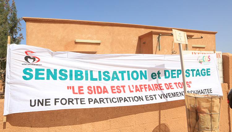 Lutte contre le SIDA : le district sanitaire de Saint-Louis salue le concours des GDS (vidéo)