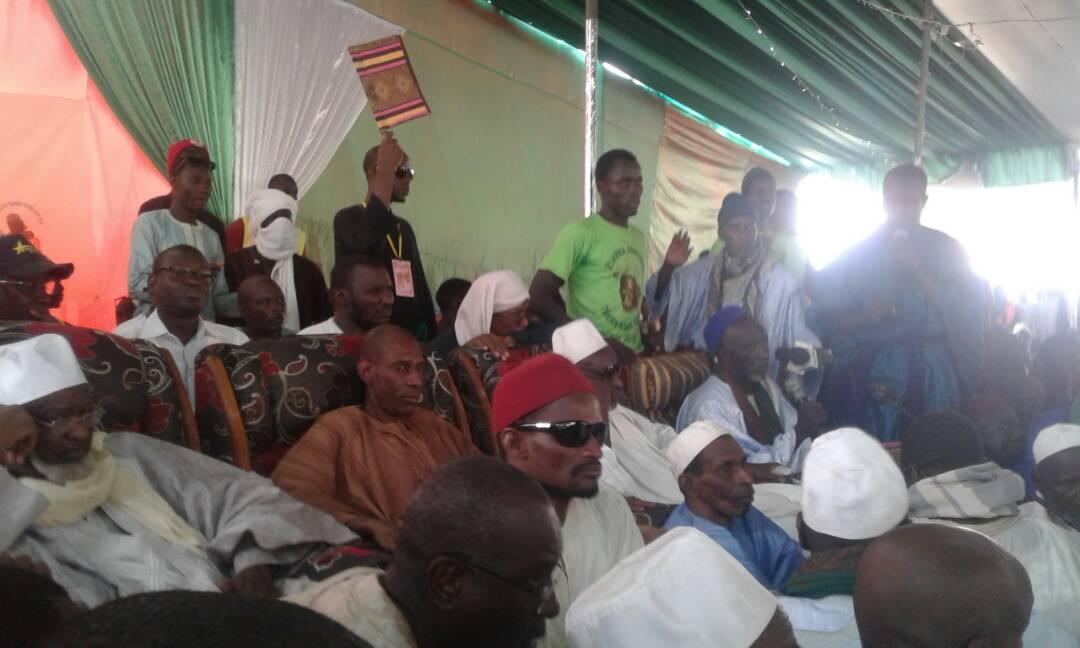 Ziarra de Ndianga Eddy : Une Bagarre éclate entre des partisans d'Abdoulaye Daouda DIALLO et de Cheikh Oumar Anne