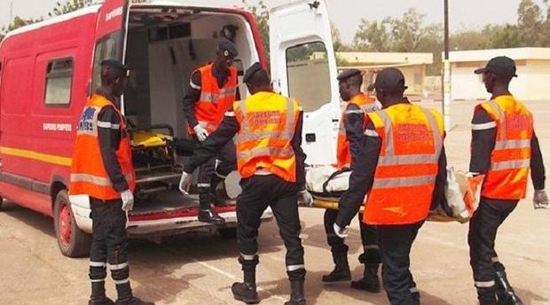 Accident mortel à Ndiawdoune : un véhicule passe sur un enfant de 2 ans