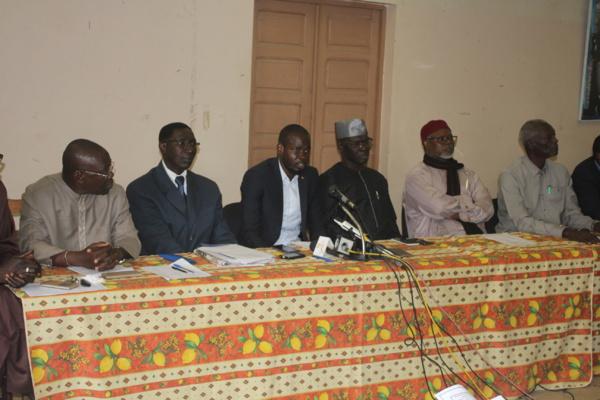 Le collectif de la société civile demande la suspension du vote et l'annulation du rassemblement de l'opposition