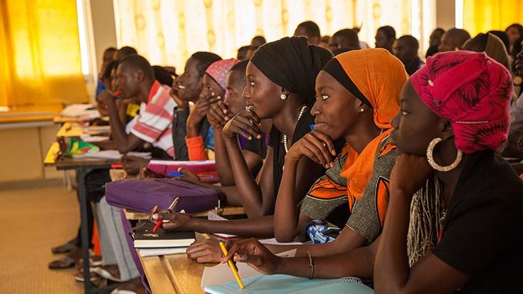 26.750 jeunes de différentes régions bénéficient d'un financement de 3,9 milliards de Fcfa