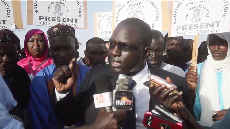 « Élu président, je permettrai au Coran et à la Bible d'être enseignés dans l'école sénégalaise », promet Docteur Pape Moustapha FALL  (vidéo)