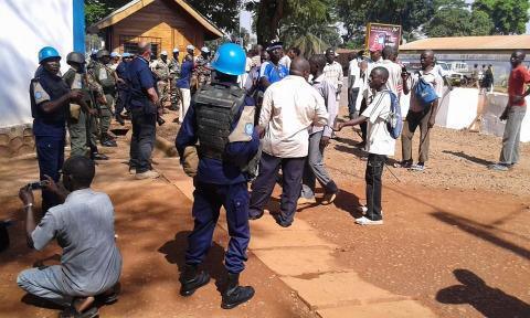 Centrafrique : Deux Sénégalais tués et brûlés en plein jour