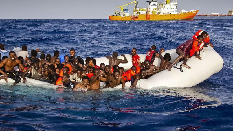 Chavirement de pirogue : 10 Sénégalais portés disparus