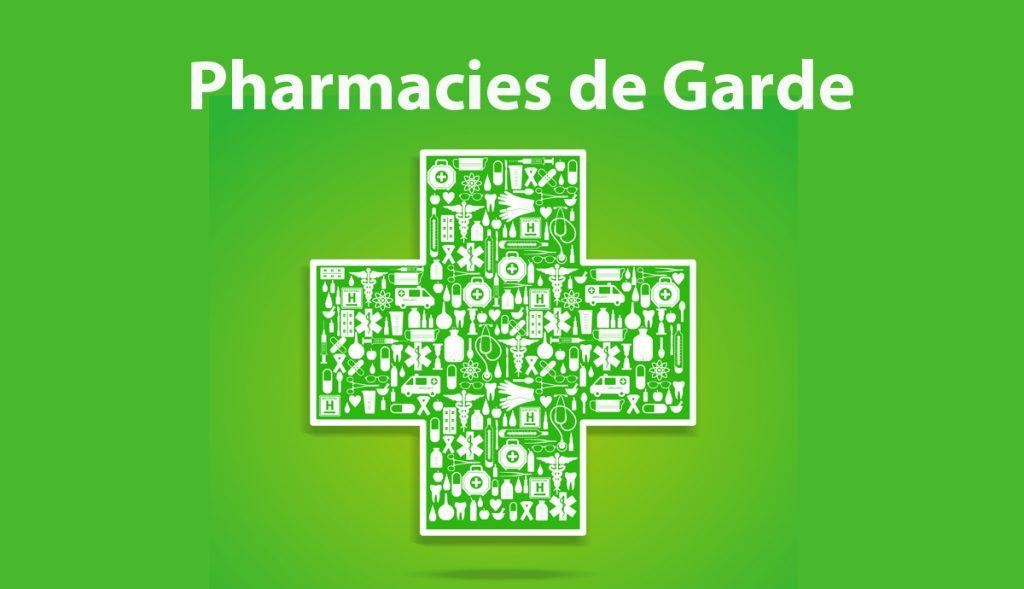 Le calendrier des Pharmacies de Garde de Saint-Louis ( du 12 mai au 09 juin 2018)