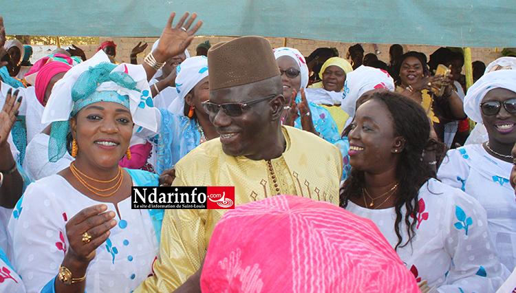 Fass-NGOM : Ce serment des femmes va plaire à Macky SALL (vidéo)
