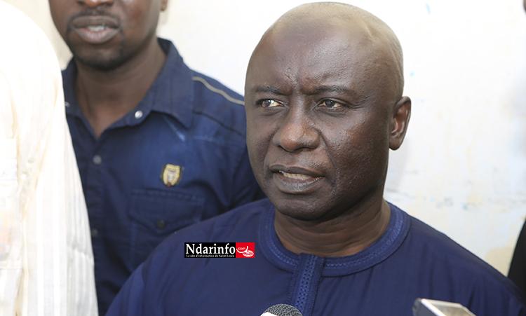 """Idrissa SECK : """" je m'incline à nouveau et sollicite leur pardon"""""""