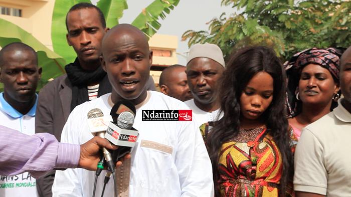 """S'érigeant en bouclier de Birima NDIAYE, le STESU dénonce des """"attaques calomnieuses"""" et des """"accusations mensongères""""  (vidéo)"""