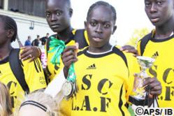 Football Féminin : le Lycée Ameth Fall s'incline devant les Sirènes de Grand Yoff