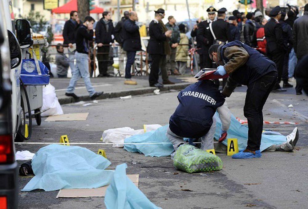 Crime racial : Un sénégalais exécuté de cinq balles en Italie