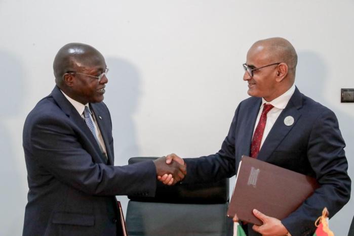 Pêche : Sénégal et la Mauritanie signent des accords-cadres
