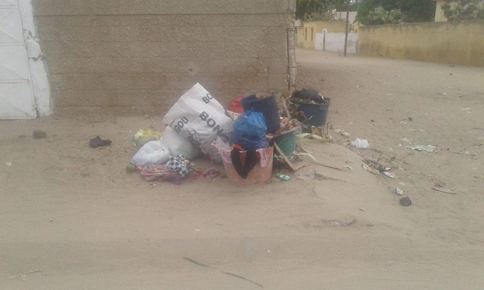 Prolifération des déchets ménagers : le cri du coeur d'un Saint-Louisien