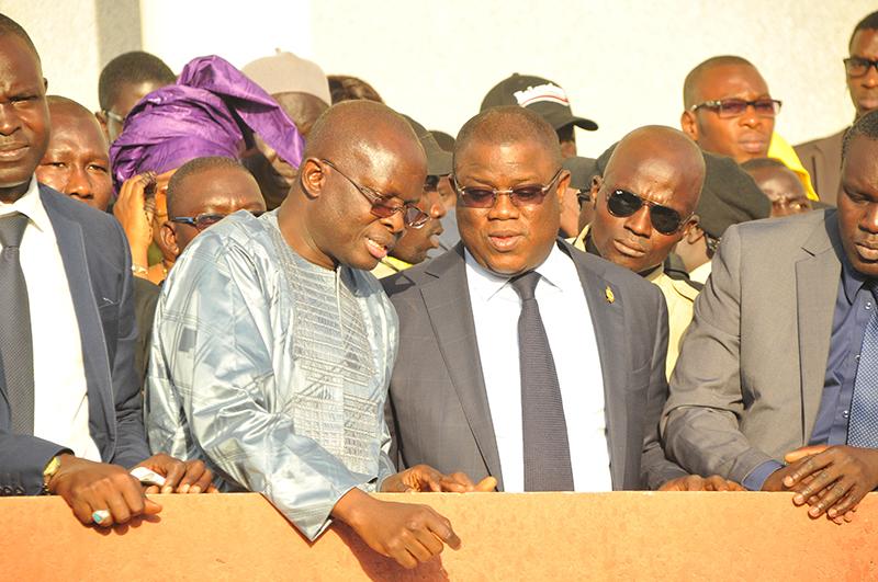 """Mouvance présidentielle : Abdoulaye Baldé se démarque de Fada et claque la porte de la coalition """"Disso"""""""