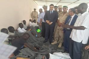 Mauritanie : 75 migrants sénégalais interpellés, mercredi. 28 autres recherchés