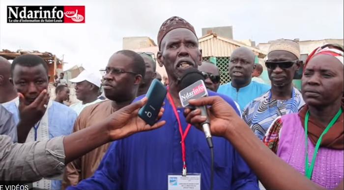 Décès d'Amadou GUEYE Merry : la Langue de Barbarie frappée par le deuil