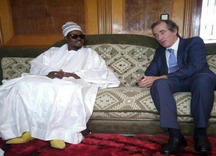 Escroquerie au visa : Christophe Bigot rend visite à Serigne Bass Abdou Khadre