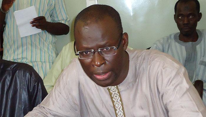 """Cheikh Bamba DIEYE : """"Macky Sall est le président des associations de malfaiteurs du Sénégal"""""""