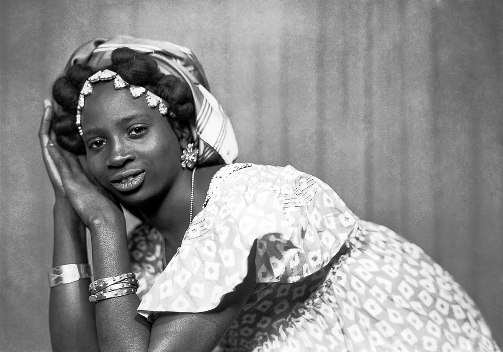 Patrimoine photo - Sénégal : Madrid honore l'œuvre du Saint-Louisien Mama Casset