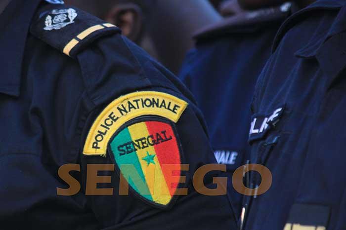 Mendy condamné pour avoir déchiré la chemise d'un policier