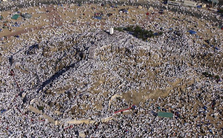 Plus de 2 millions de hadjis à Minan à la veille de Woukouf Arafa