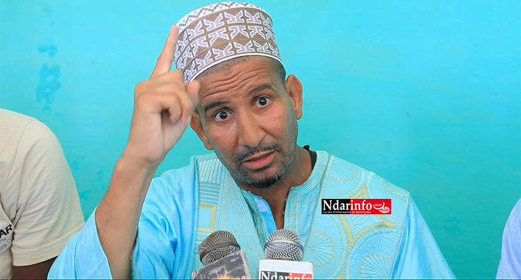 GANDIOL - Le Chérif KOUNTA en colère : «  Attention, Macky SALL … » (vidéo)