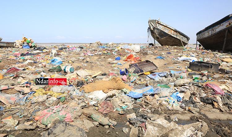 Saint-Louis - Berges sales : la catastrophe à Goxu Mbacc (Photos)